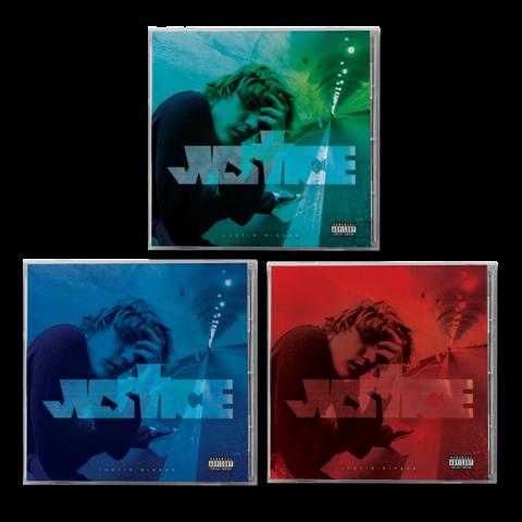 JUSTICE EXCLUSIVE BONUS TRACK CD I-III COLLECTION von Justin Bieber - CD Bundle jetzt im Justin Bieber Shop
