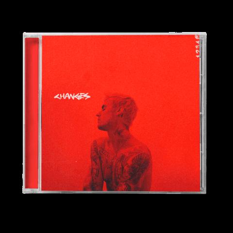 Changes (CD) von Justin Bieber - CD jetzt im Justin Bieber Shop